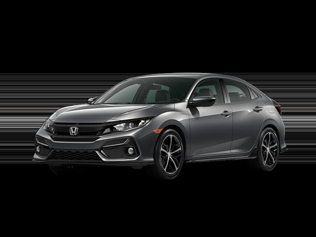 2021 Honda Civic (Excludes Type-R)