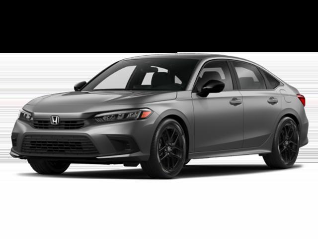 2022 Honda Civic (Includes Hatchback)