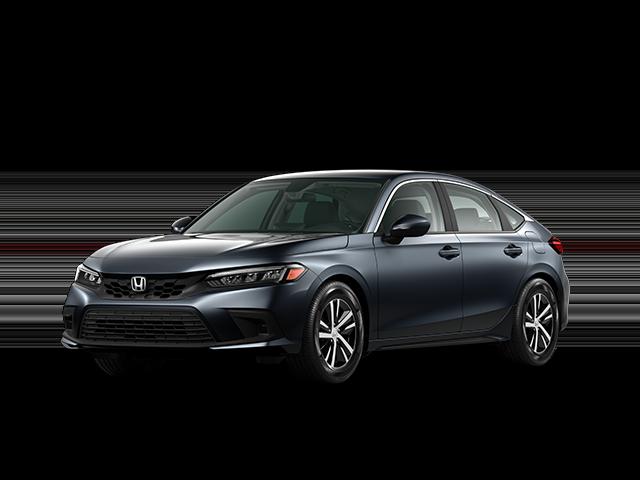 2022 Civic LX Hatchback