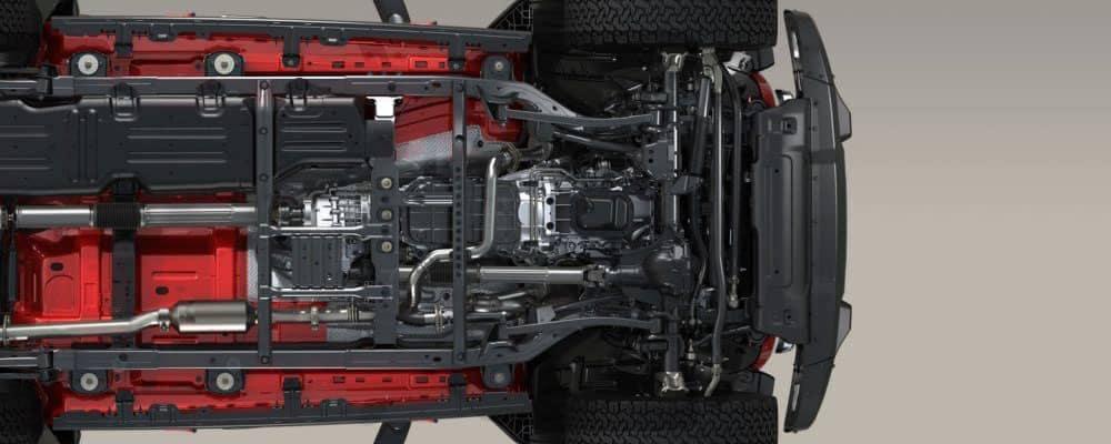 2018 Jeep Wrangler Parts
