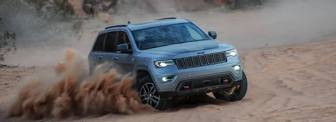 2018 Jeep Grand Cherokee Offroad
