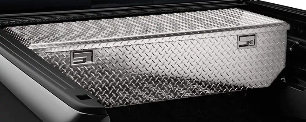 2019 ram 1500 cargo bed toolbox