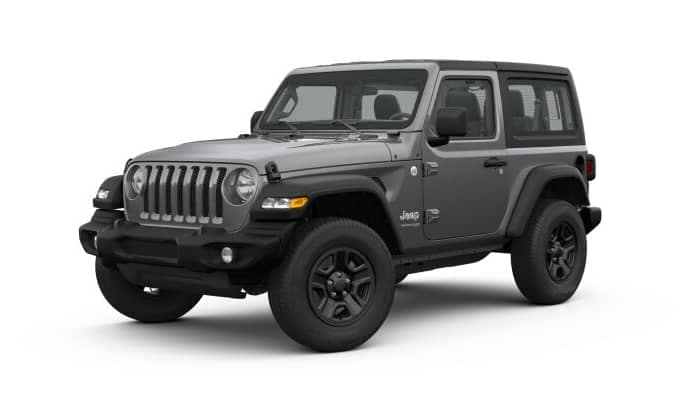 Granite Crystal 2019 Jeep Wrangler