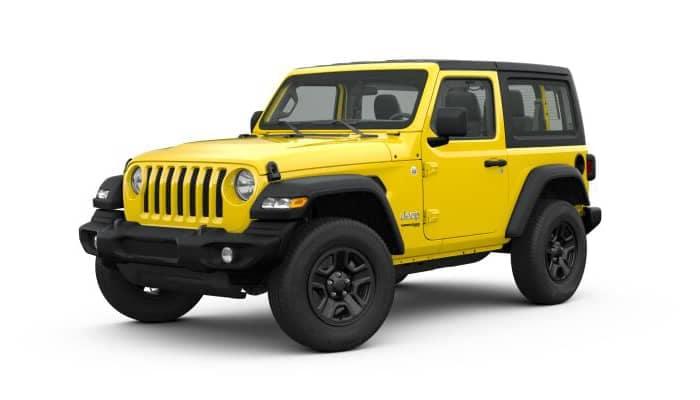 Hellayella 2019 Jeep Wrangler