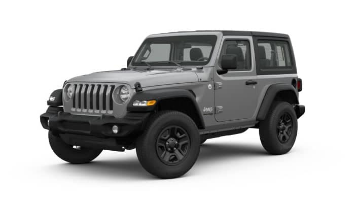 Sting-Gray 2019 Jeep Wrangler