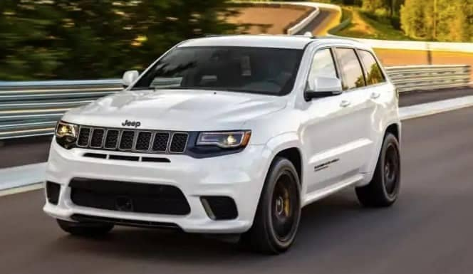 2019 Jeep Grand Cherokee performance