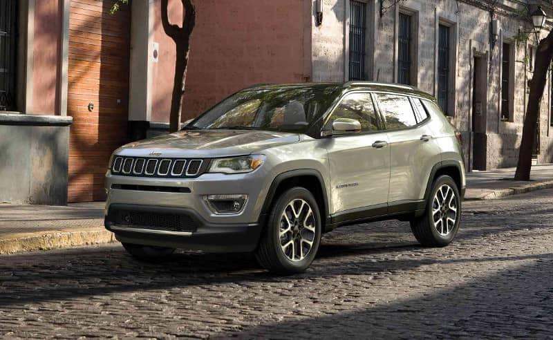 2019 Jeep Compass exterior