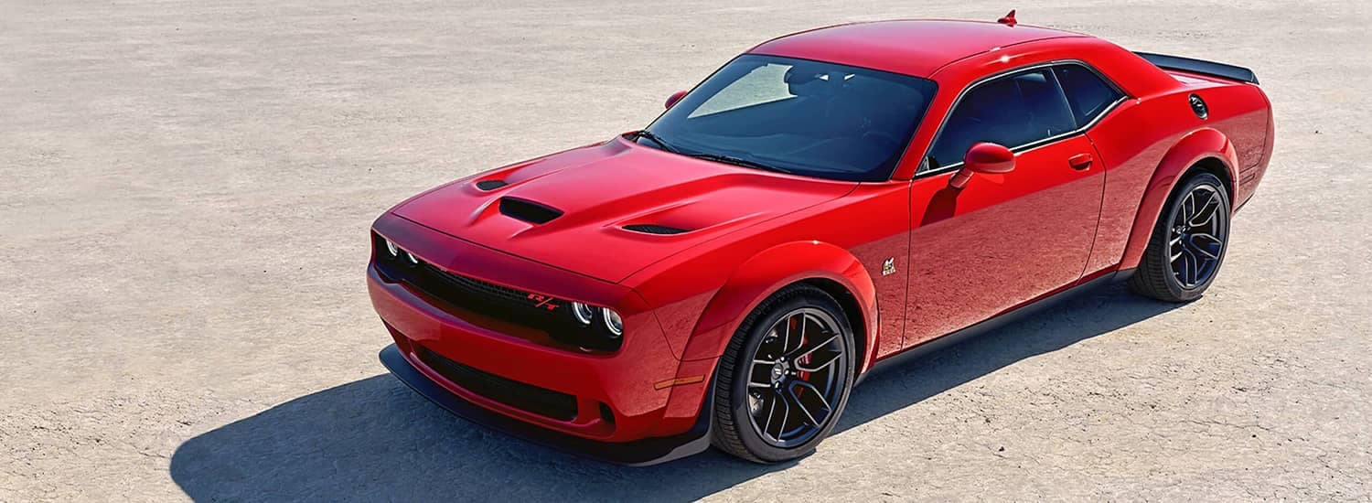 2019 Dodge Challenger Performance RT Scat Pack 1500