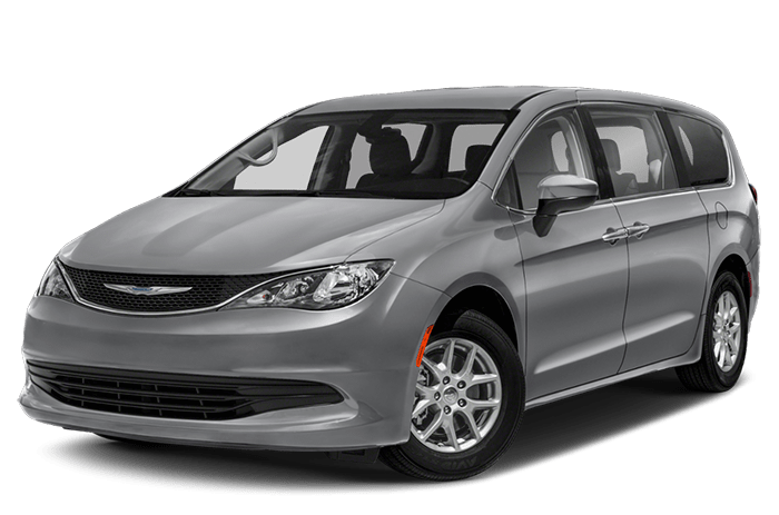 2020 Chrysler Pacifica Silver