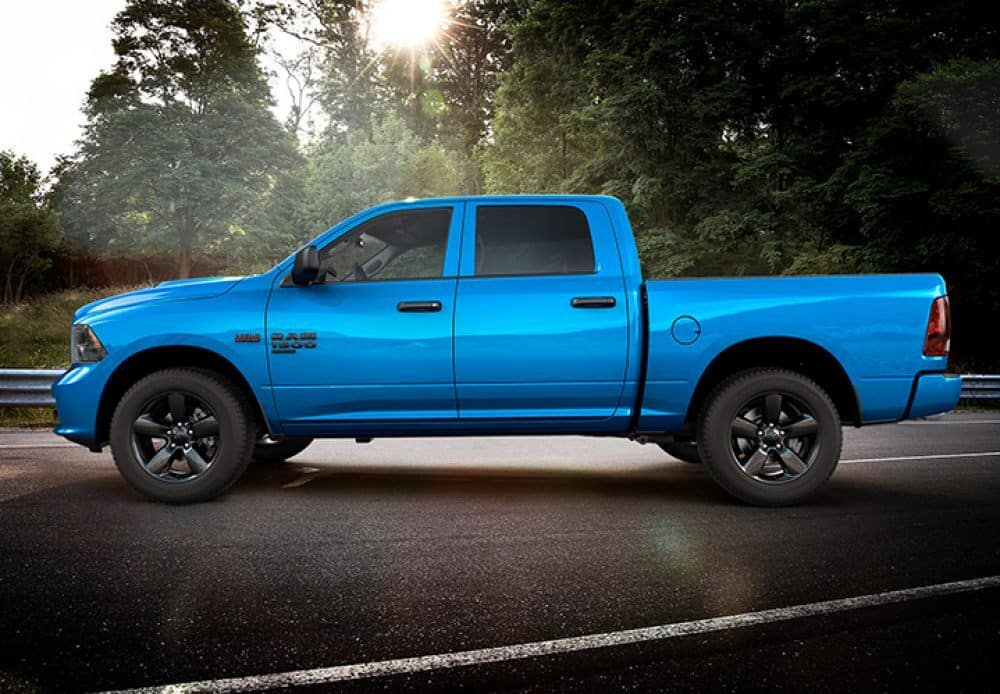 2019 RAM 1500 Classic Express Hydro Blue Package