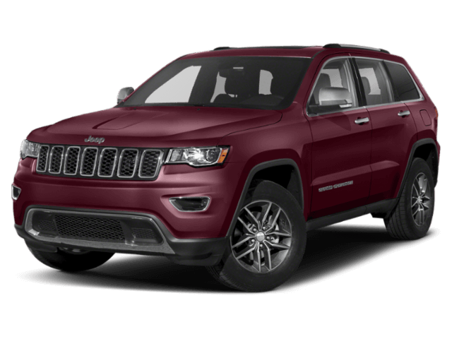 Jeep Grand Cherokee Maroon (1)