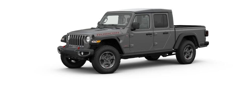 2020 Jeep Gladiator in Sting-Gray Clear-Coat