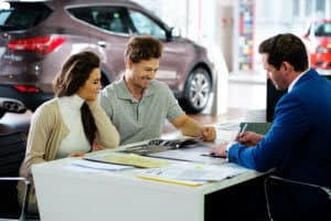 Car dealership sales