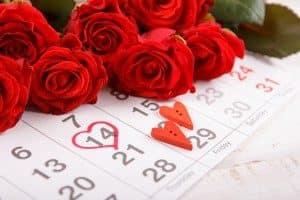 Valentines Day Calendar