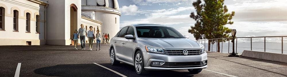 2018 Silver Volkswagen Passat