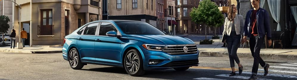 2019 Volkswagen Jetta Silk Blue Metallic