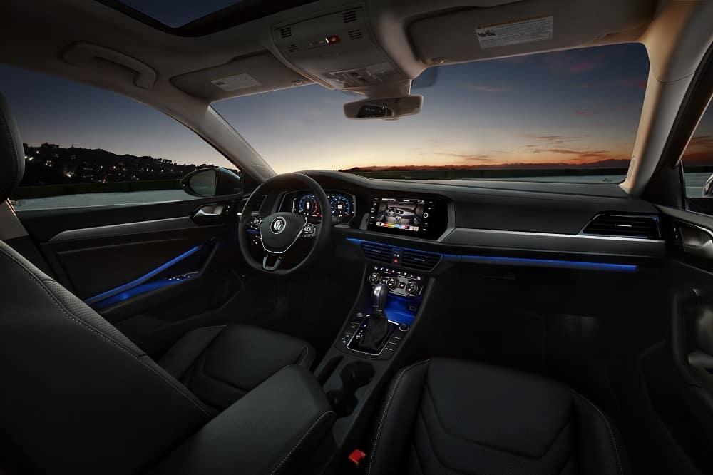 2019 Jetta Volkswagen Interior