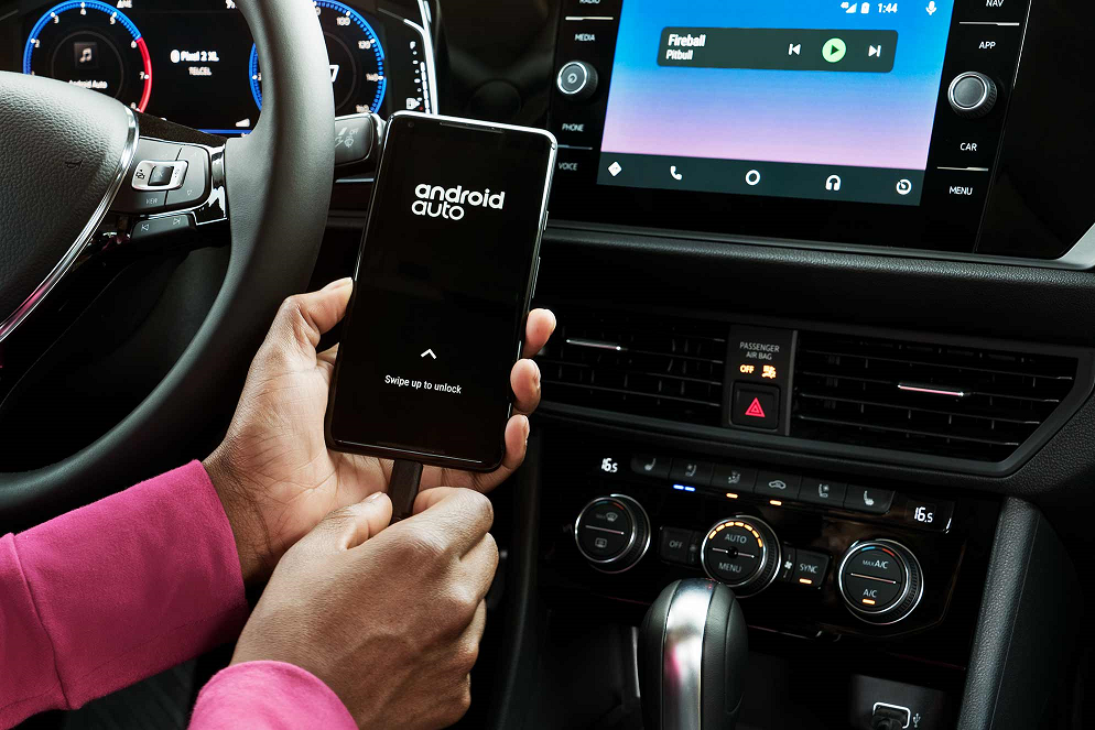 2019 Volkswagen Jetta Titan Black Interior App-Connect Android Auto