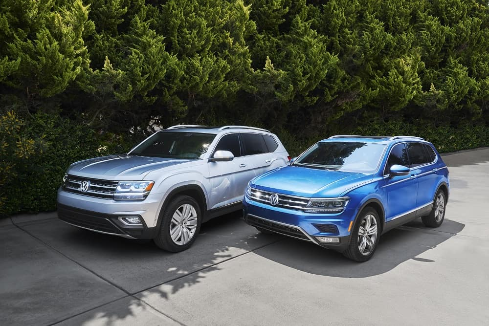 Volkswagen Atlas buying a used car
