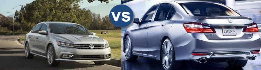 Honda Certified Pre Owned Financing >> 2019 Volkswagen Passat vs Honda Accord | Volkswagen Lee's ...