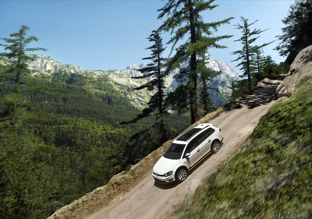 2019 Volkswagen Golf Alltrack Off-Road Capabilities