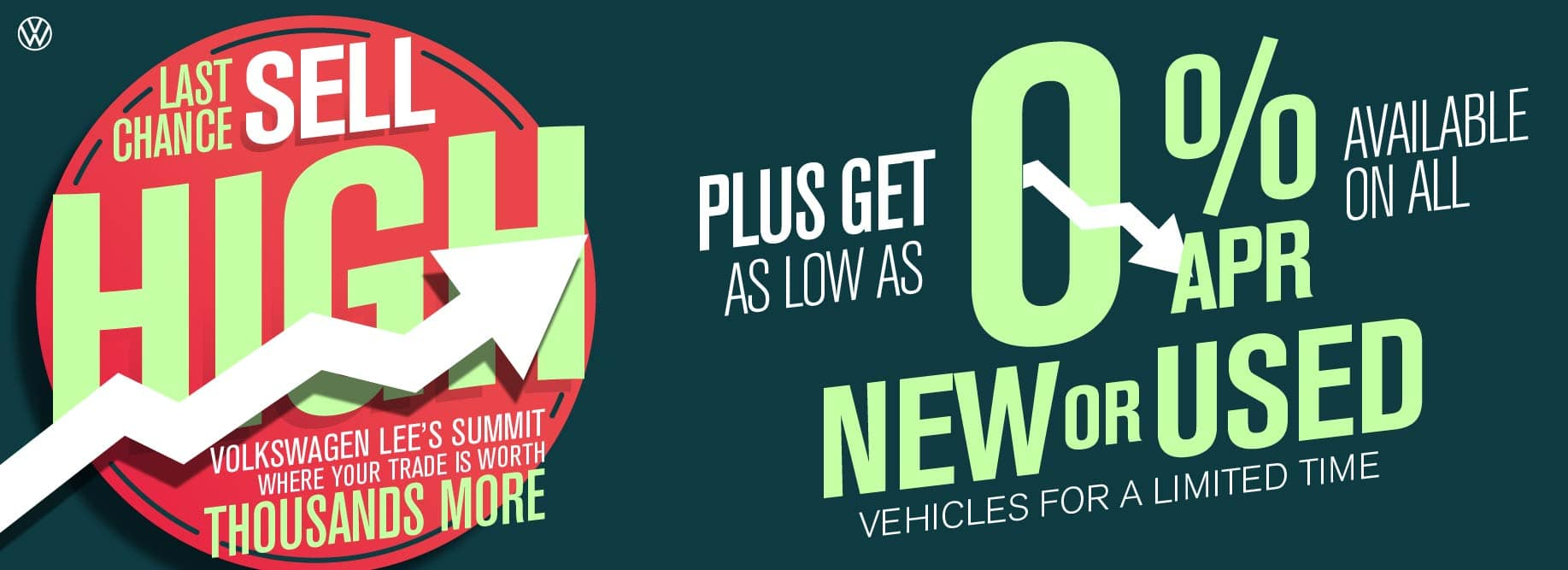 Your trade is worth more than ever - upgrade to a new or used car for as low as 0%