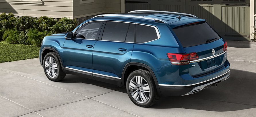2019 Volkswagen Atlas back side | Volkswagen of Milwaukee North