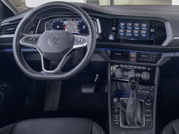 2022 Volkswagen Jetta Interior