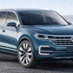 2017 Volkswagen 3-Row SUV