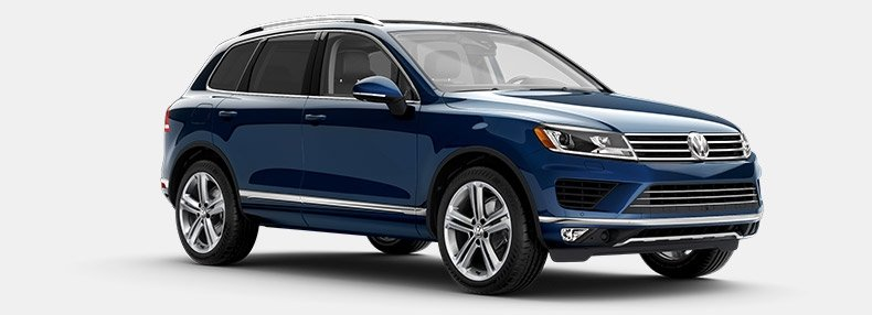 VW Touareg vs Porsche Cayenne: How Do They Compare? - Volkswagen of South Charlotte