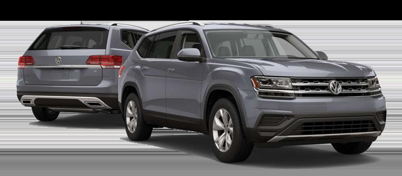 2018 Volkswagen Atlas S Automatic