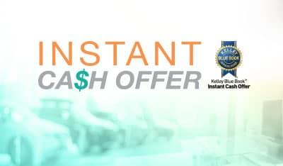 Kelley Blue Book - Instant Cash Offer