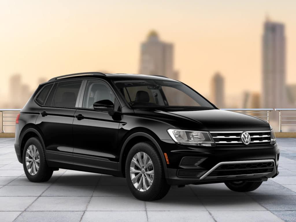 2019 Volkswagen Tiguan S