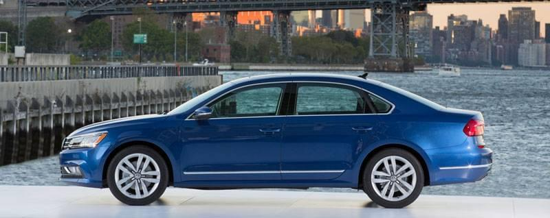 2017 volkswagen passat review pricing specs serving. Black Bedroom Furniture Sets. Home Design Ideas