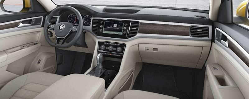 2018 VW Atlas Interior | Coming Soon in Streetsboro, OH