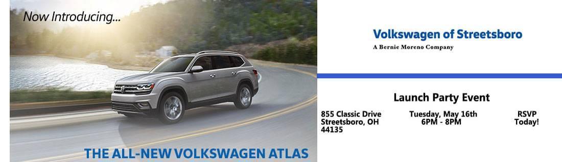 Volkswagen Atlas Launch Party | VW of Streetsboro