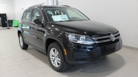 VW Tiguan S 4Motion Lease Special