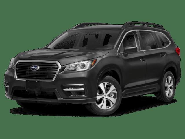 2019 Subaru Ascent in dark grey
