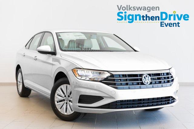 New 2019 Volkswagen Jetta 1.4T S FWD 4D Sedan