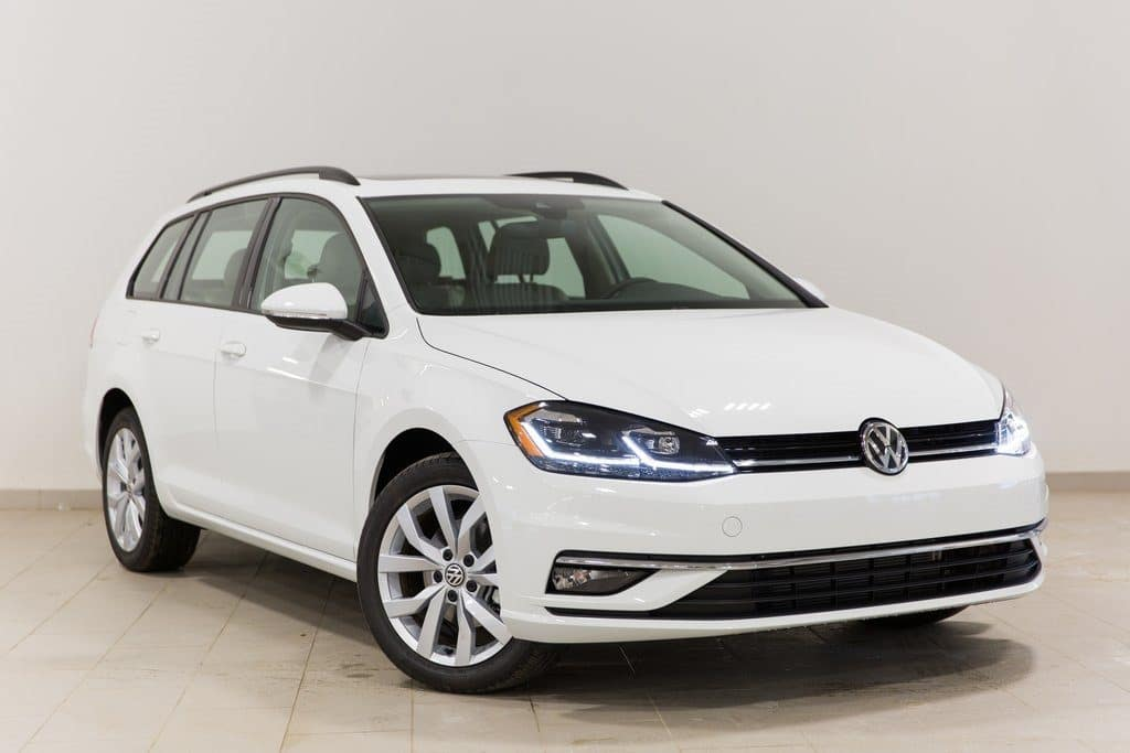 2019 Volkswagen Golf Sportwagen SE FWD