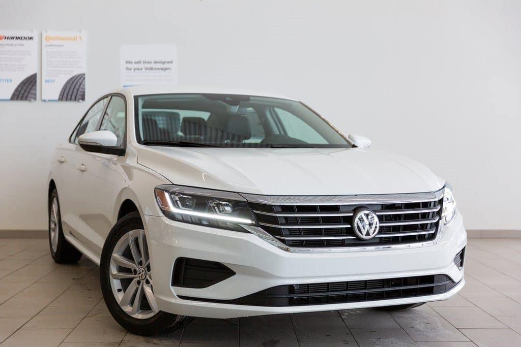 2020 Volkswagen Passat 2.0T S FWD