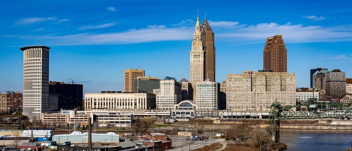 Cleveland Skyline Banner Image