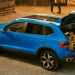 2022 Volkswagen Taos Interior Cargo Space Banner Image