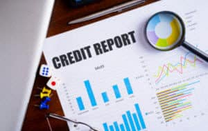 Finance Credit Report Image