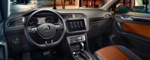 VW Tiguan Dimensions