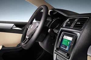 Volkswagen Jetta Interior