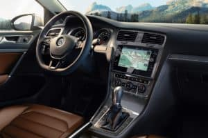 VW GolfAlltrack