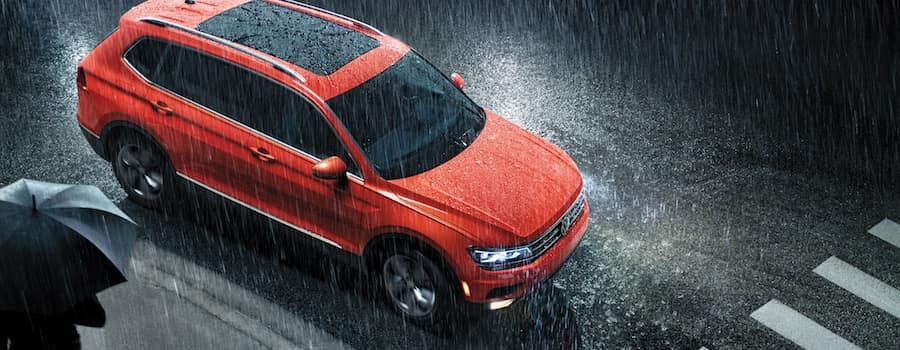 Volkswagen Tiguan Maintenance Schedule | VW SouthTowne South