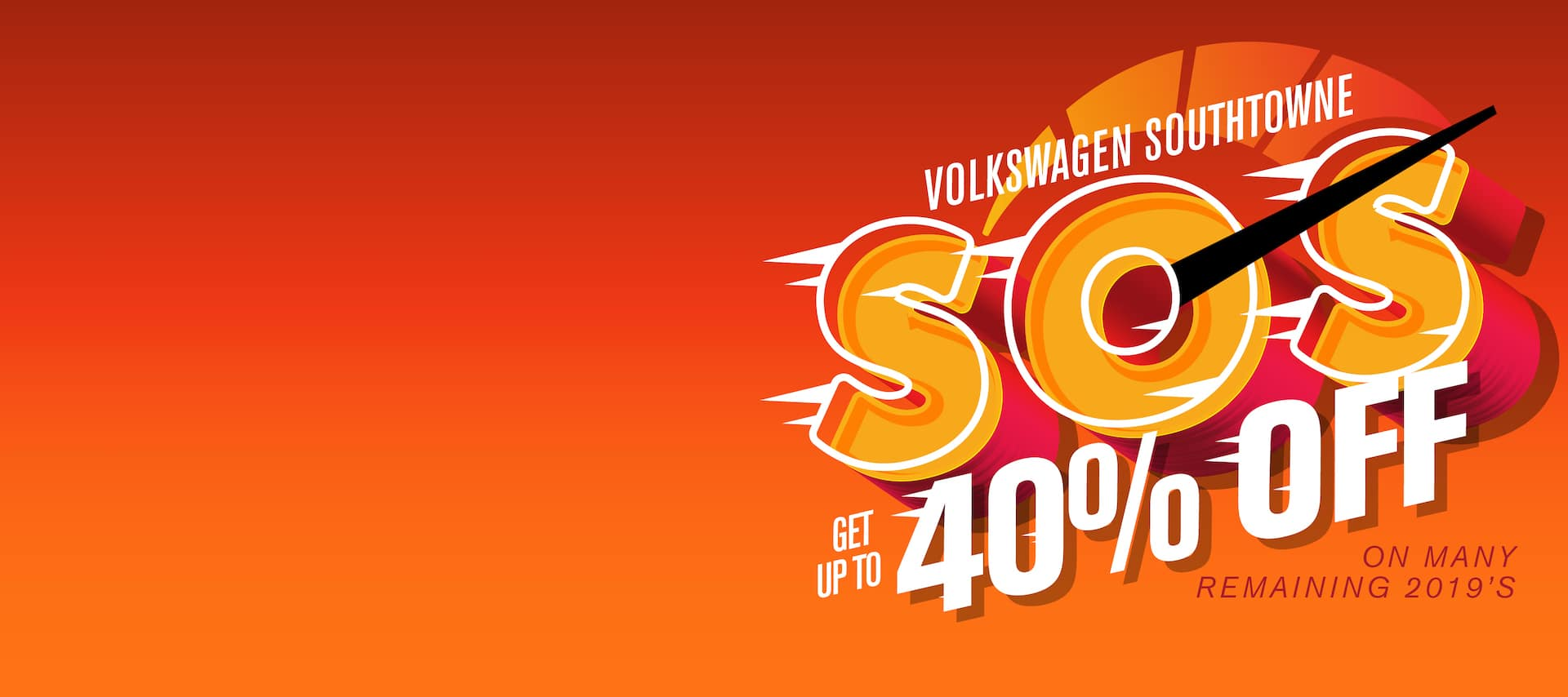 SOS Sale get up to 40% off many remaining 2019's
