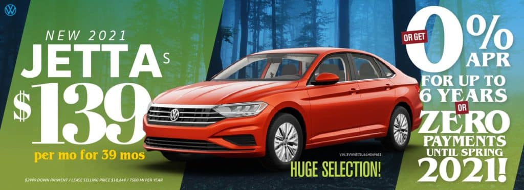 We have a HUGE selection of Jetta models at VW SouthTowne